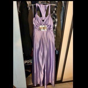 Lavender Jessica McClintock Dress. Size 4.